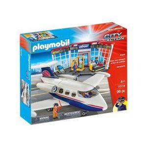 Playmobil 70114 Vliegveld