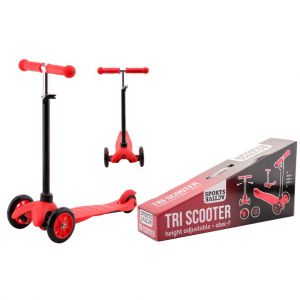 Scooter Driewieler Rood
