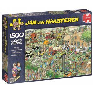 Puzzel JvH: Boerderij 1500