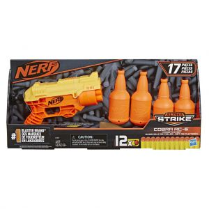 Nerf Alpha Strike Cobra RC TGT Set