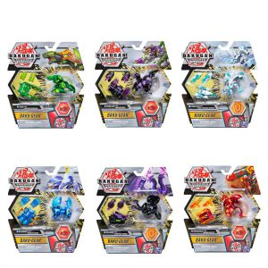 Bakugan S2.0 Ultra Ball With Gear 1 Pack Assorti