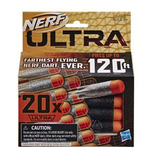 Nerf Ultra pijltjes 20 stuks