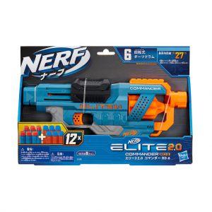 Nerf Elite Commander RD 6