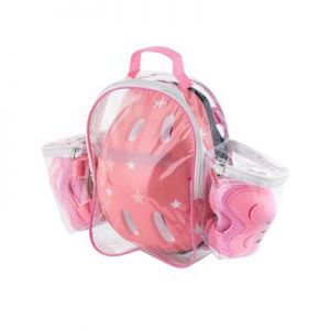 beschermsetje 4 Delig In Tas Roze