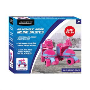 Roller Skates 29-34 Roze