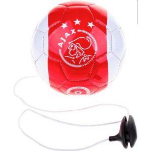 Trainingsbal Ajax Wit Rood Wit Maat 2