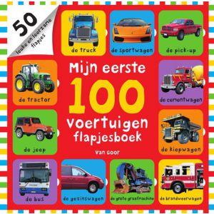 Flapjesboek mijn eerste 100 voertuigen