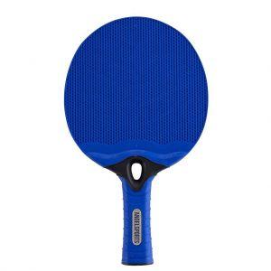 Tafeltennis bat outdoor blauw