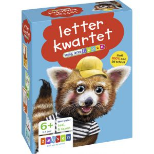 Veilig leren lezen letterkwartet