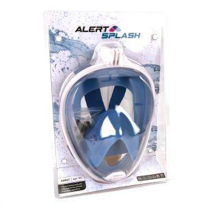 Duikbril Masker L/XL Blauw Alert