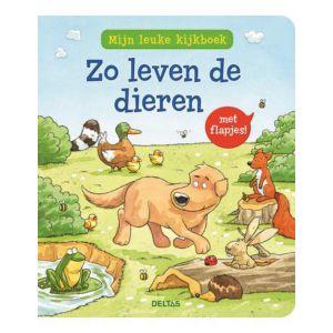 Kijkboek zo leven de dieren