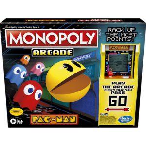 Monopoly arcade pac man