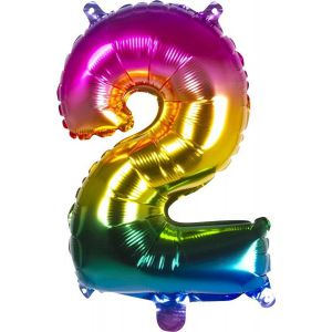 Folieballon 2 36 cm