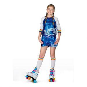 K3 Outfit Roller Disco Met Regenboog Sokken 3-5 Jaar