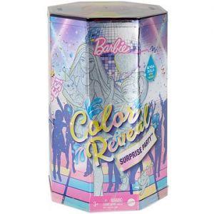 Barbie colour reveal holiday set