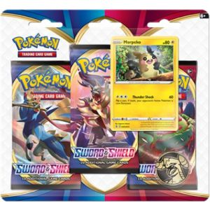 Pokemon blister SS1: Sword en Shield
