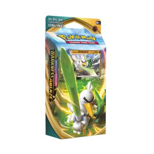Pokemon TCG Sword En Shield Darkness Ablaze Themadeck Assorti