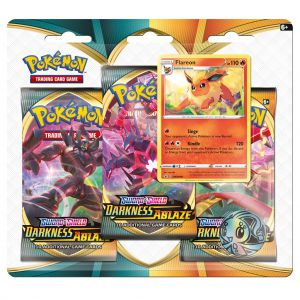 Pokemon TCG Sword En Shield Darkness Ablaze 3 Boosterblister