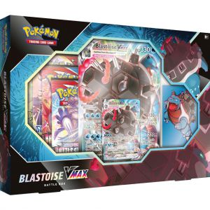 Pokémon TCG March Vmax Battle Box Assorti