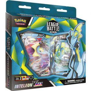 Pokémon TCG Inteleon VMAX League Battle Decks