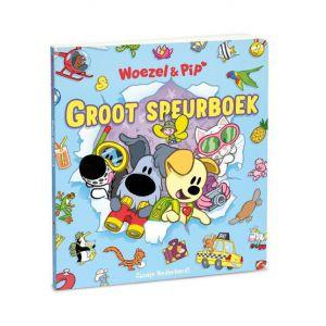 Woezel & Pip - Groot speurboek