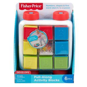 Fisher Price Trek & Rij Activiteiten Blokken