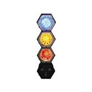 Disco licht 3 lampen