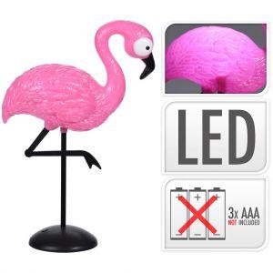 Lamp LED Flamingo