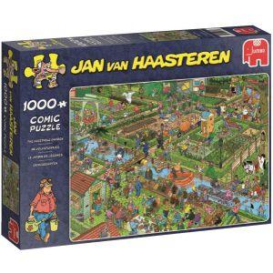Puzzel JvH: Volkstuintjes 1000
