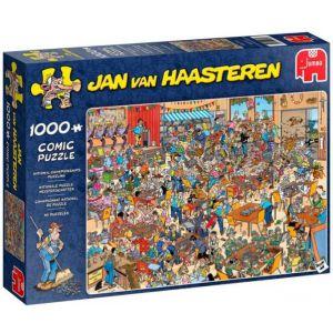 Jan van Haasteren NK Legpuzzelen 1000
