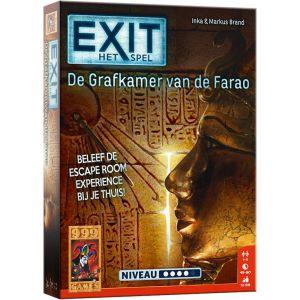 EXIT grafkamer van de farao