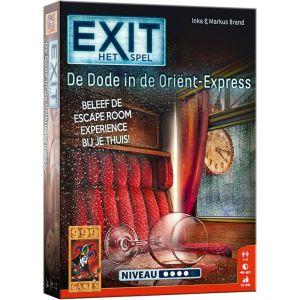 EXIT de dode in de orient express