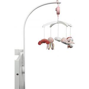 Little Dutch Mobiel hout roze wit