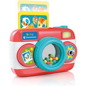 Baby camera licht en geluid clementoni
