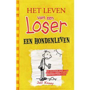 Boek leven van een loser een hondenleven