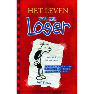 Boek leven van een loser paperback