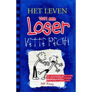Boek leven van een loser Vette pech paperback