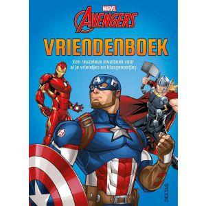 Vriendenboekje Avengers