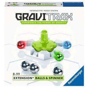Gravitrax - Balls & Spinner Uitbreiding