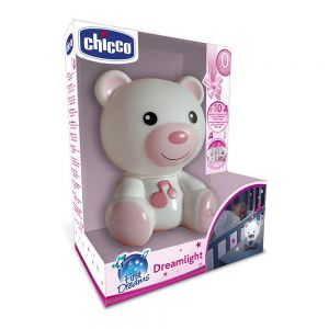 Chicco Dreamlight roze