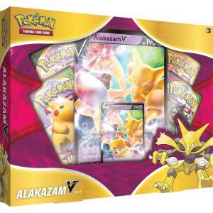 Pokemon Vbox: Alakazam