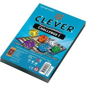 Clever Challenge Scoreblok Dobbelspel