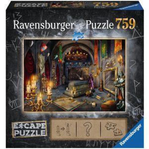 Escape puzzel 6 Vampire