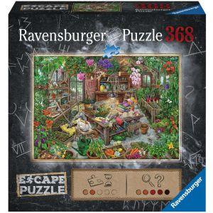 Escape Puzzel the Greenhouse 368 stukjes
