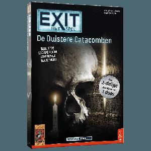 EXIT de Duistere catacomben