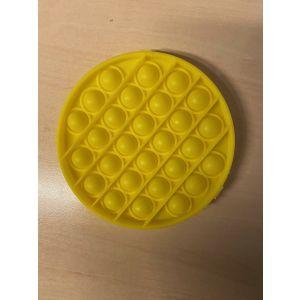 Pop-it Fidget geel of paars