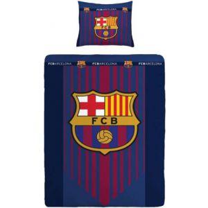 Dekbed FC Barcelona stripes (19005-L): 140x200/60x70