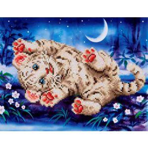 Diamond Dotz baby tijger