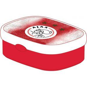 Lunchbox ajax rood/wit Mepal