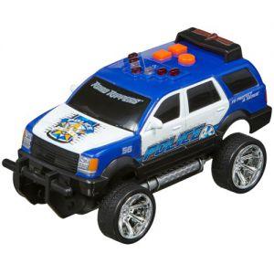 Nikko Road Rippers Rush en Rescue Politie SUV 13cm